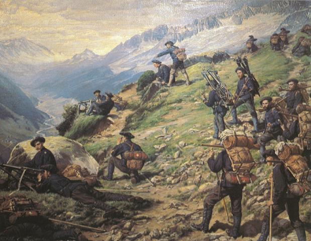 Arm 233 E Suisse