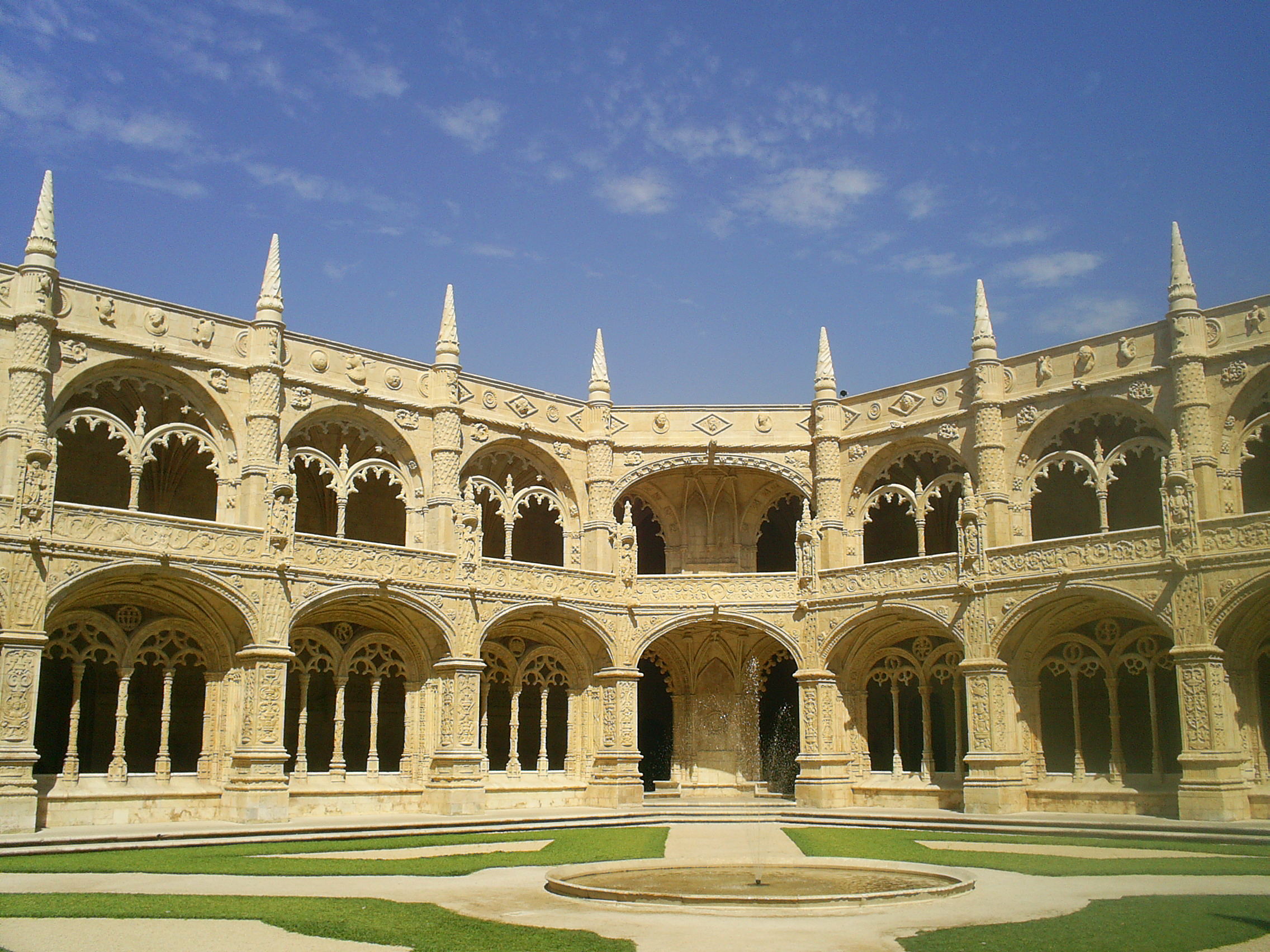 Architecture du portugal for Architecture lisbonne