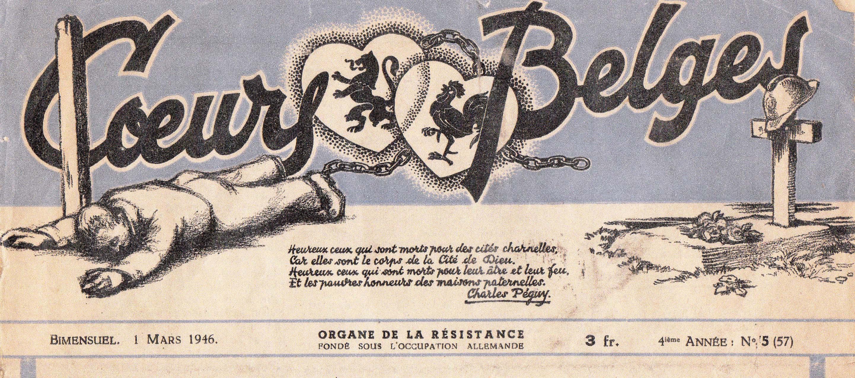 R sistance int rieure belge for La resistance interieur