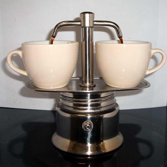 Cafeti re italienne - Quel cafe pour cafetiere italienne ...