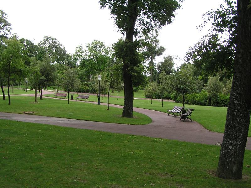 Jardin public de cognac for Jardin facile cognac