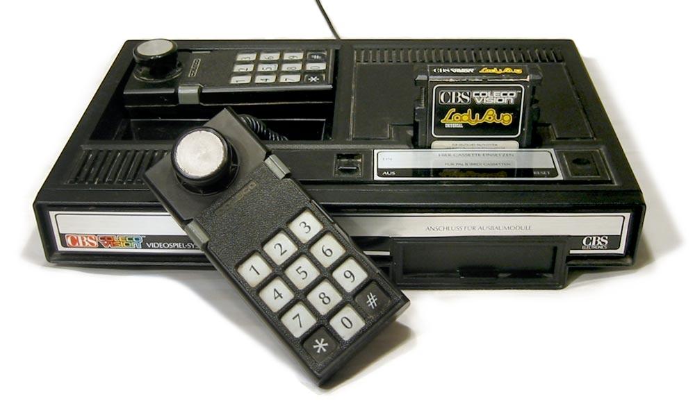 Histoire des consoles de jeux vid o de deuxi me g n ration - Histoire des consoles de jeux ...