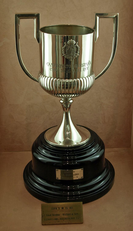 Coupe d 39 espagne de football - Championnat espagnol coupe du roi ...