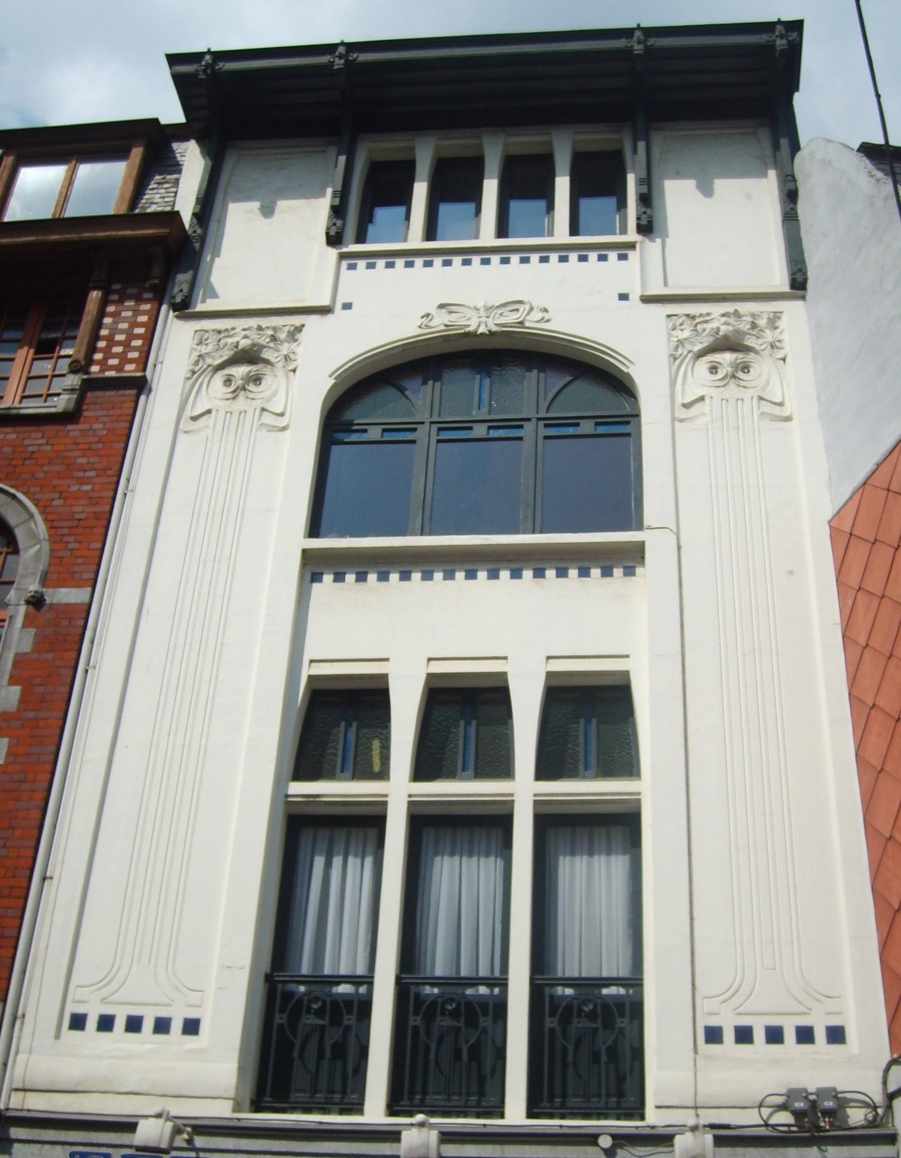 Art nouveau en belgique for Maison deco belgique