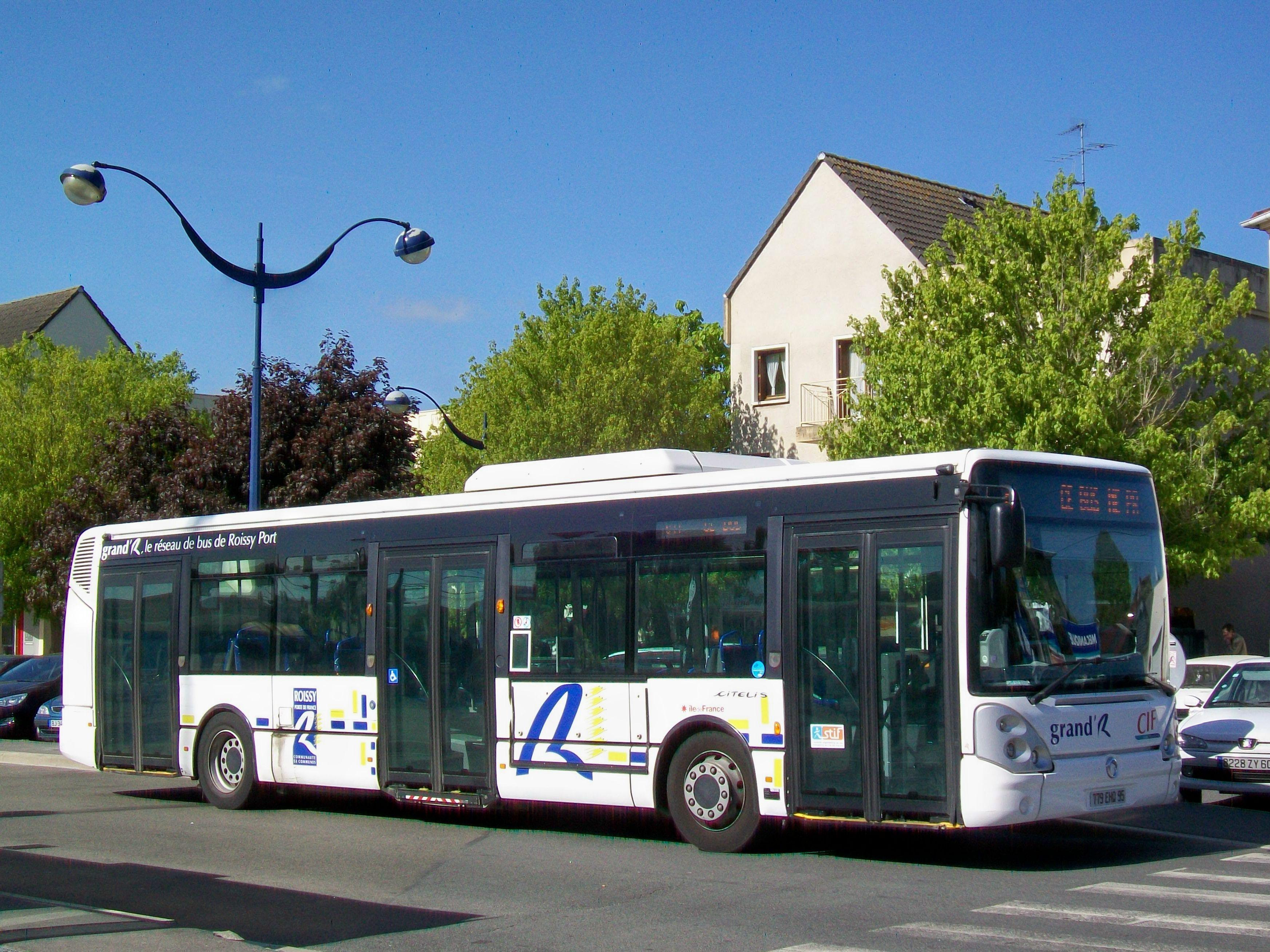 R seau de bus grand r - Ligne 118 bus ...