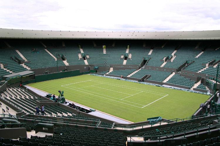 Court de tennis for Revetement court de tennis