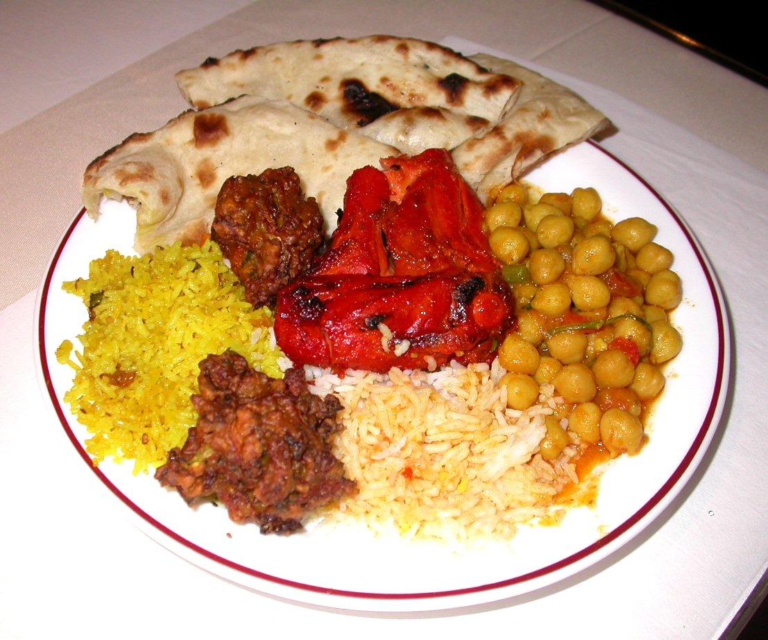 Cuisine indienne for Cuisine typique americaine