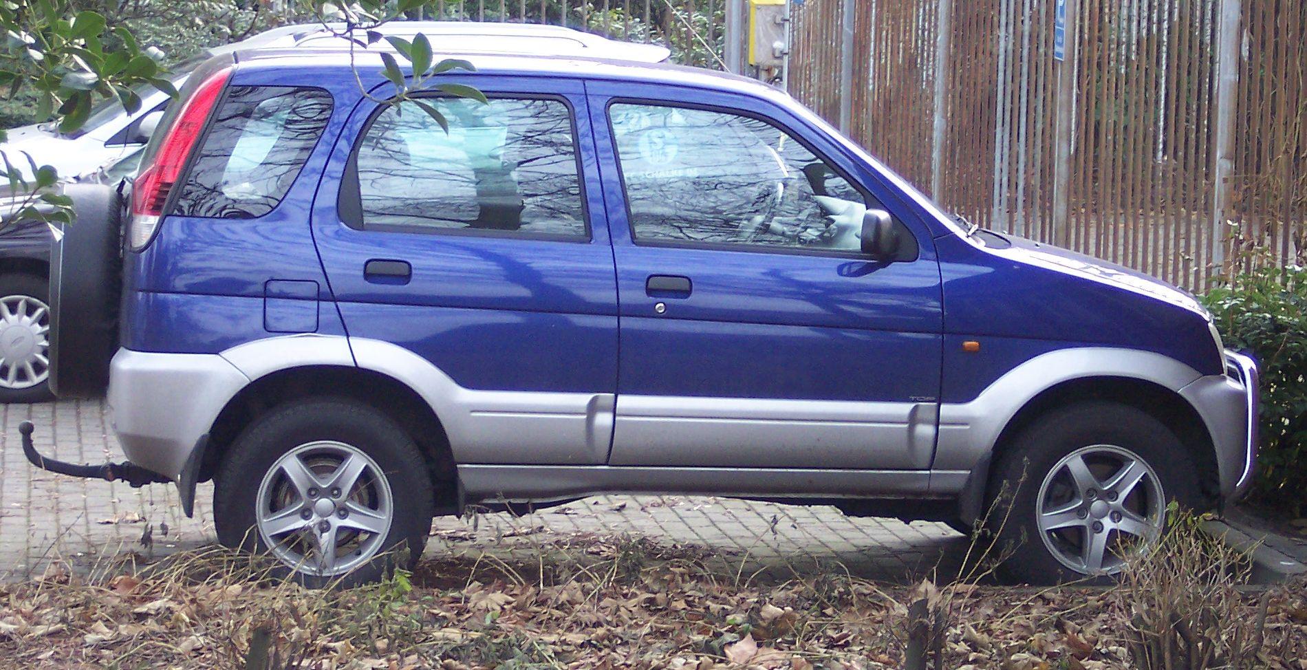 Daihatsu Terios Ii