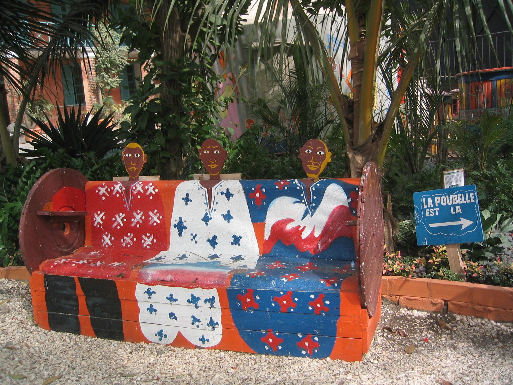 Institut francais leopold sedar senghor for Le jardin dakar