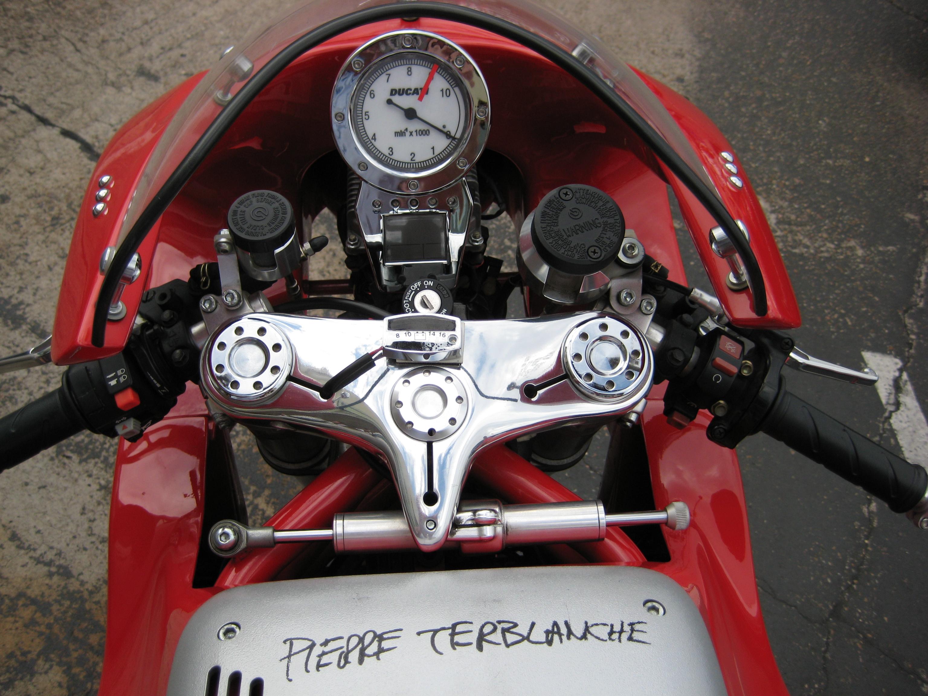 Ducati Mhe Review