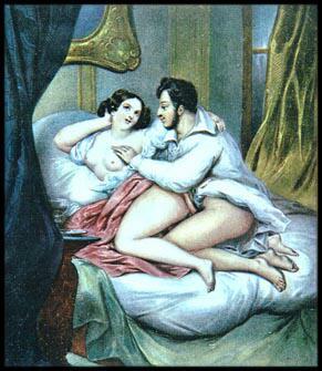 Damen nackt im Badehaus