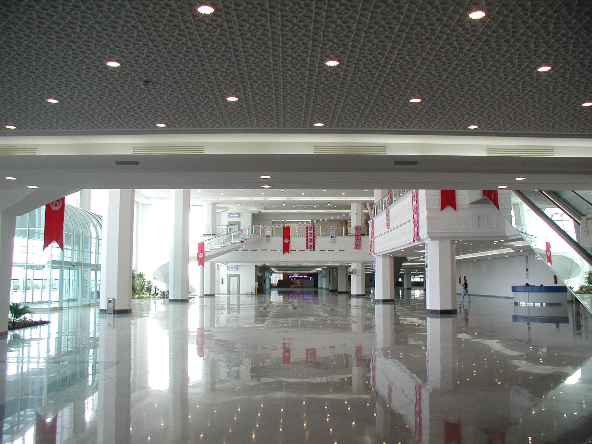 A roport international djerba zarzis - Office de l aviation civile et des aeroports tunisie ...