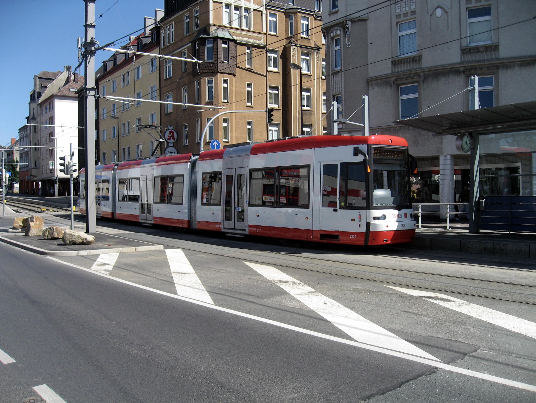 Stadtbahn de dortmund - Stadtgarten dortmund ...