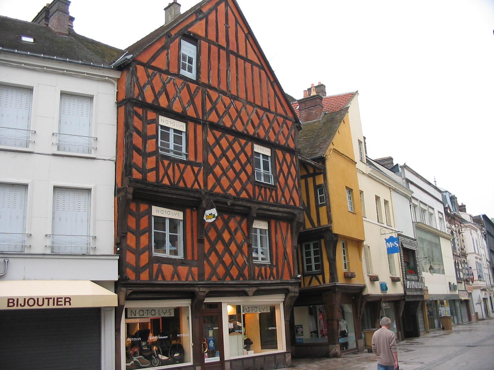 Depart Centre Ville Dreux A Paris