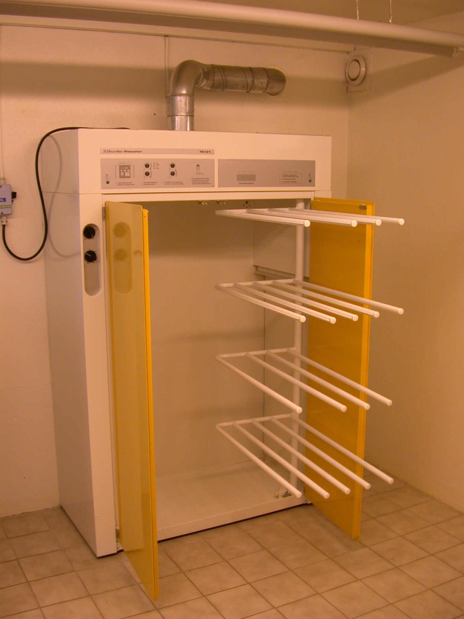 S che linge for Drying cabinet for clothes