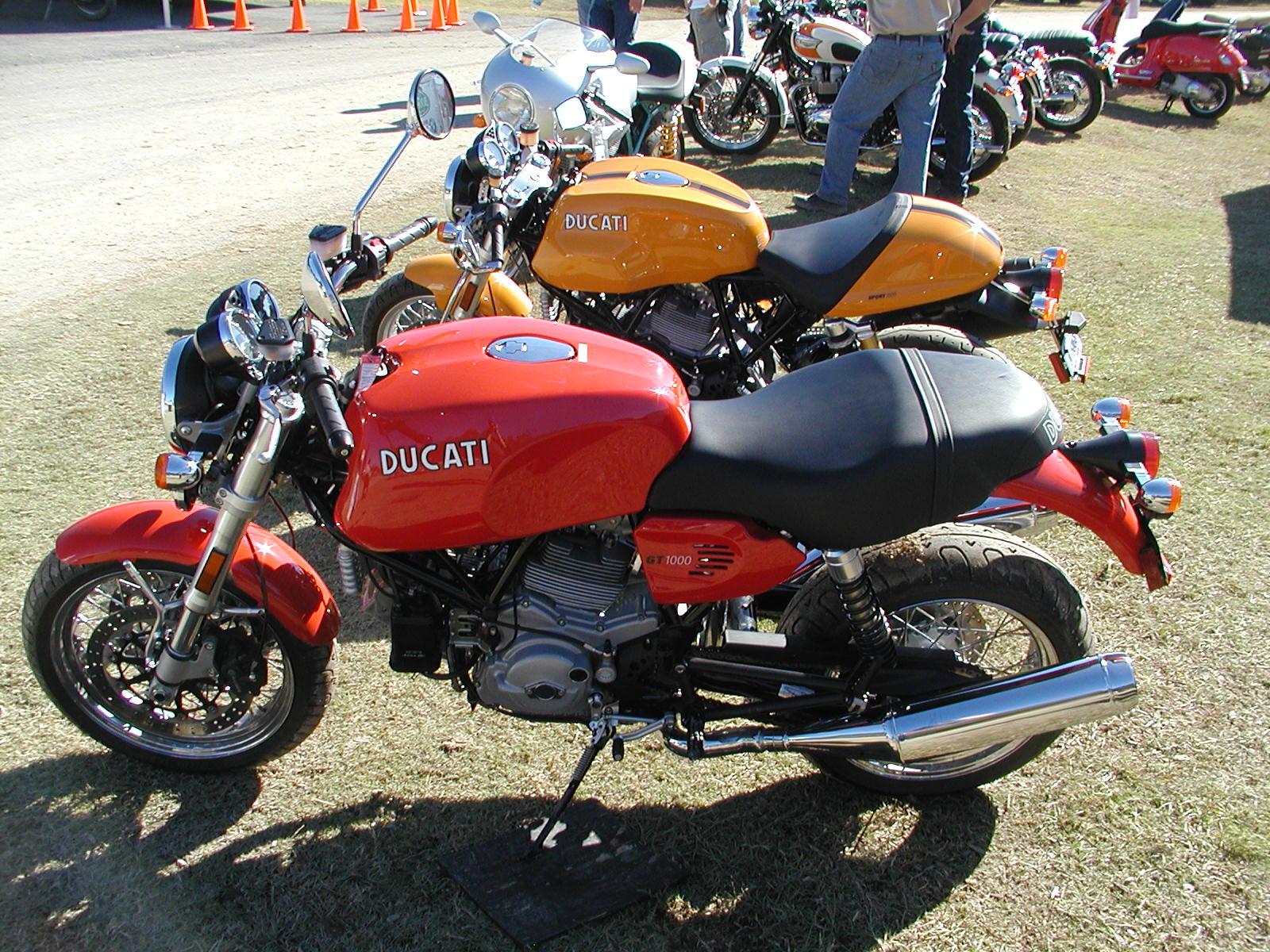 Ducati Sportclassic Gttouring