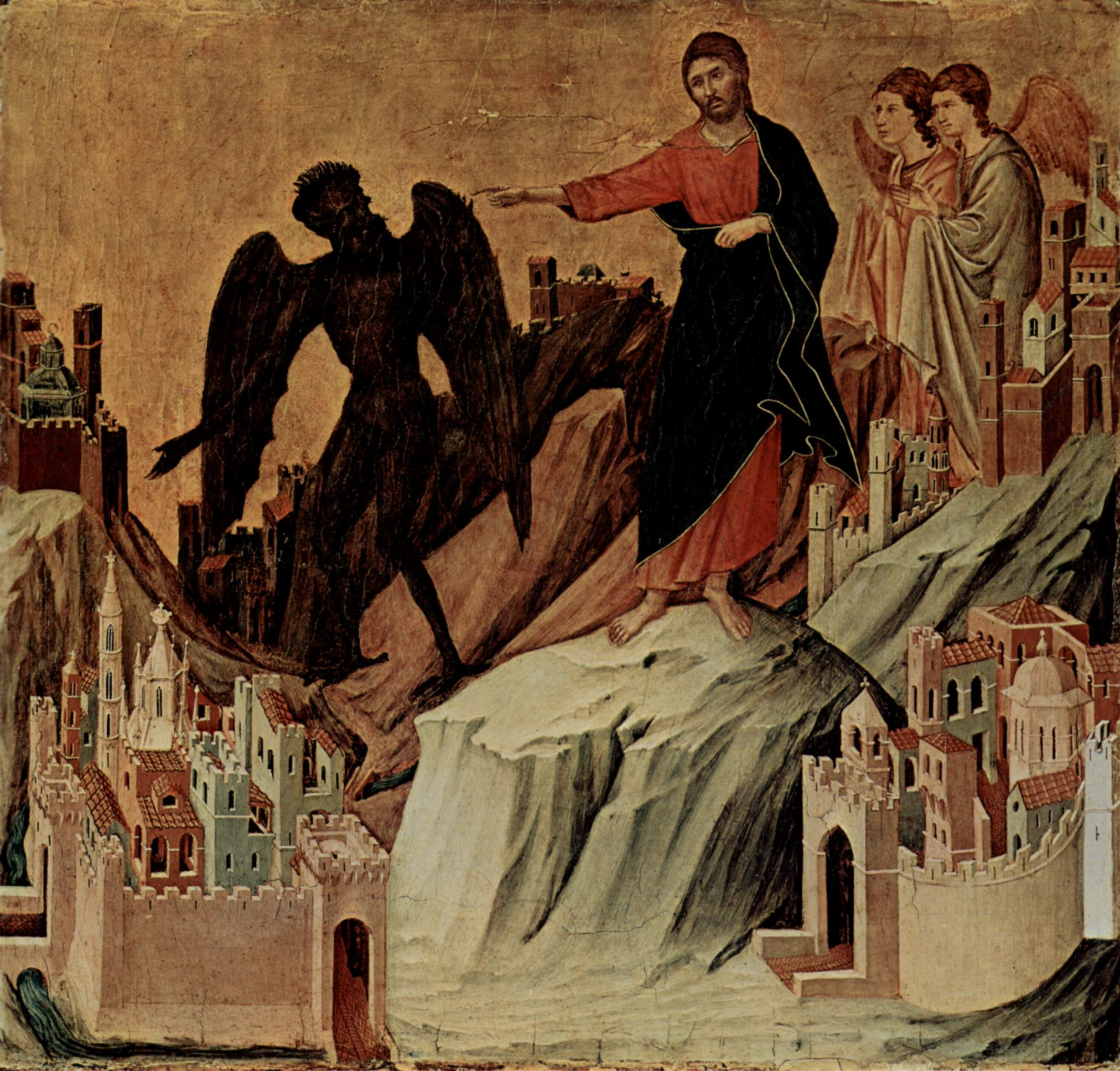 christ representation In christ died for our sins, jarvis j williams argues a twofold thesis: first, that  paul in romans presents jesus' death as both a representation.