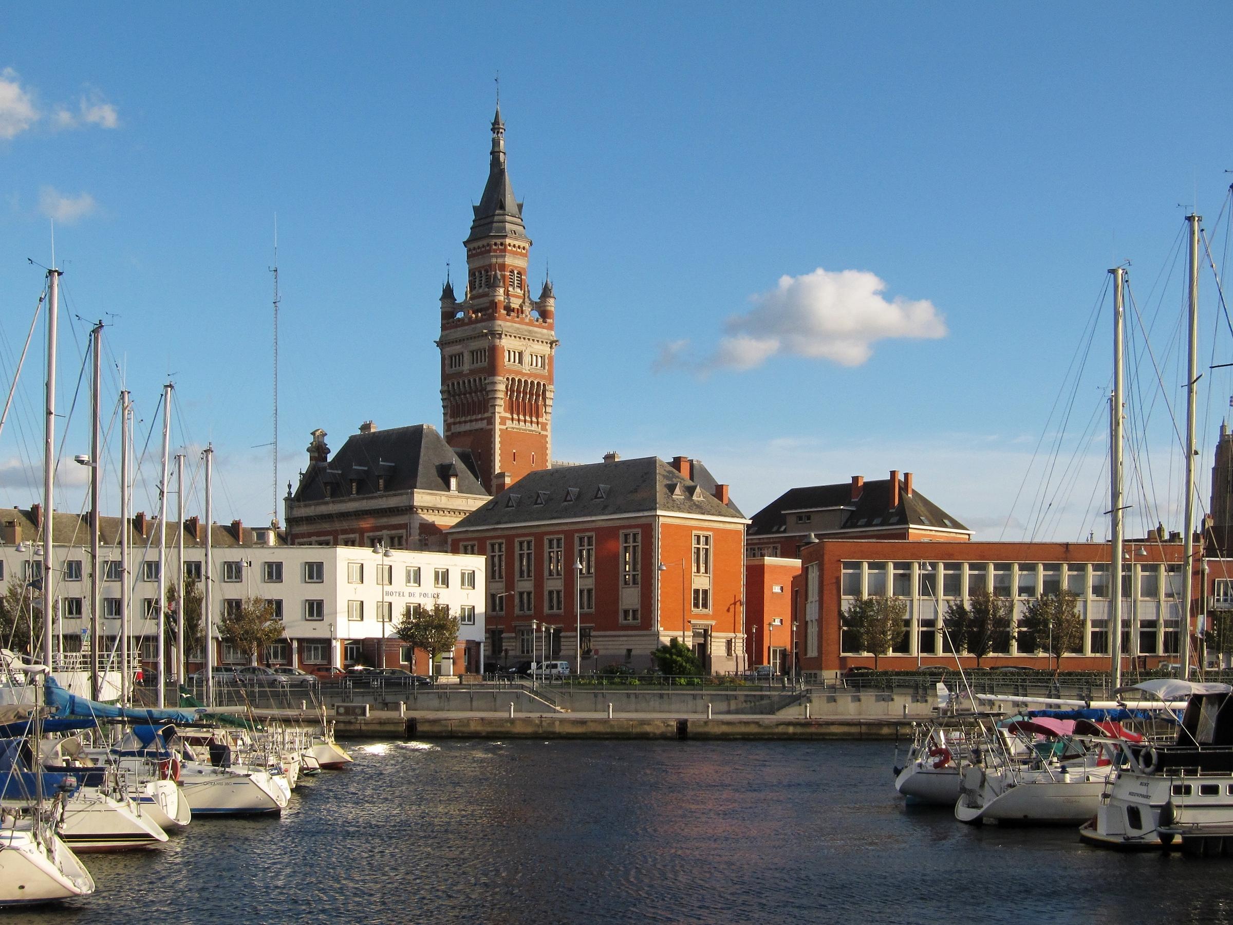 Hotel De Ville Dunkerque