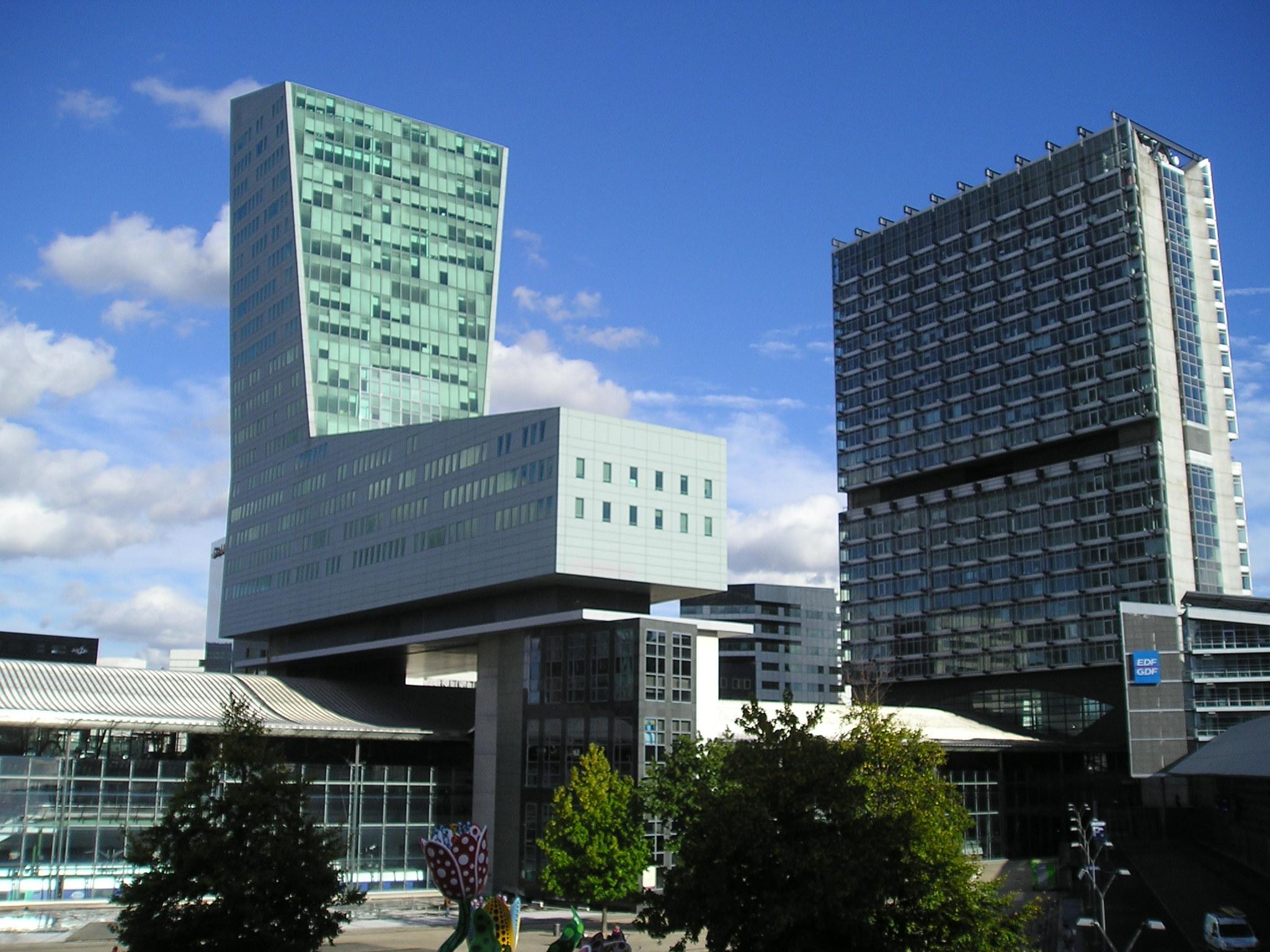 le centre commercial euralille