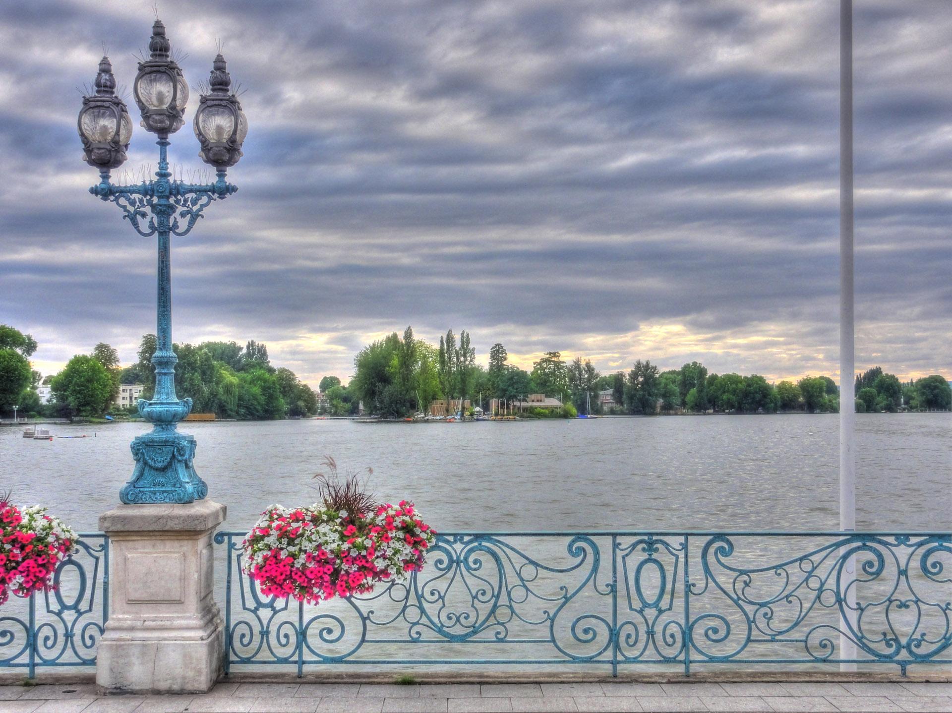 Lac d 39 enghien for Enghien les bain