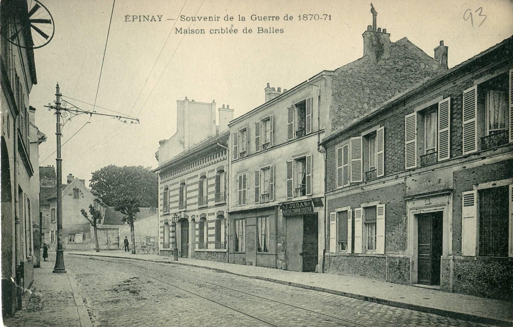 Epinay-sur-Seine France  City new picture : Epinay sur Seine