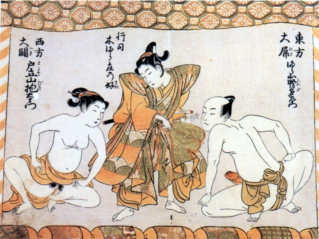 японская эротика читать