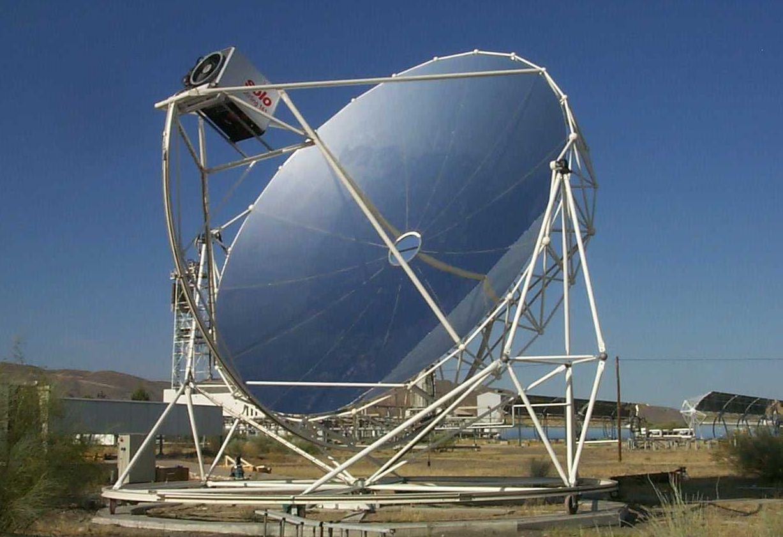 Nergie solaire for Miroir solaire parabolique