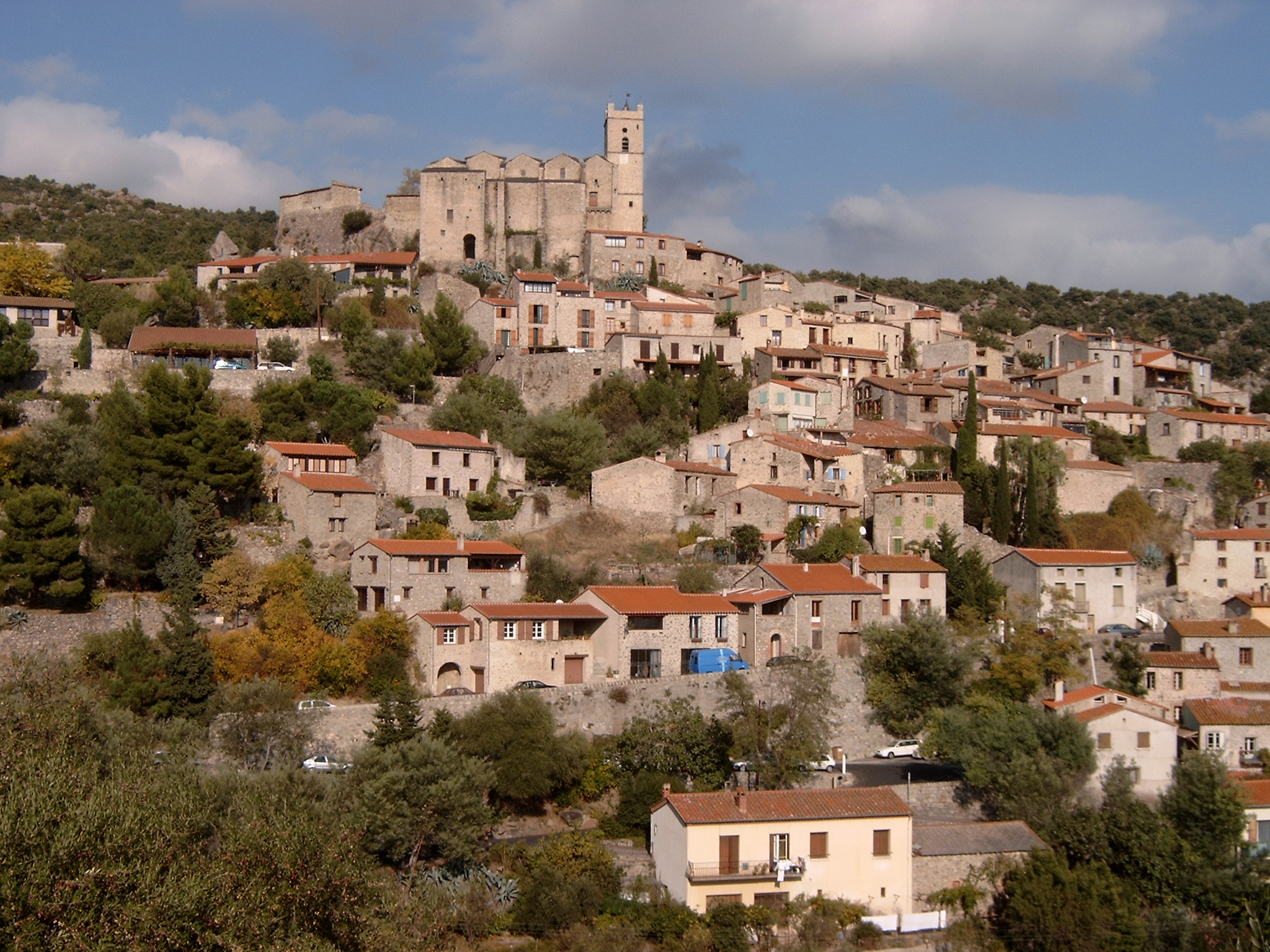 Thuir France  city pictures gallery : Comes Pyrénées Orientales