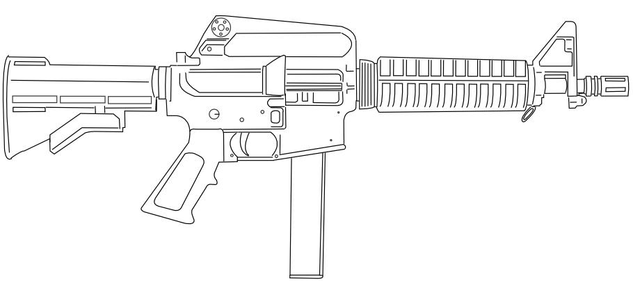 Colt 635 Smg