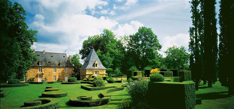 Manoir eyrignac - Jardins du manoir d eyrignac ...