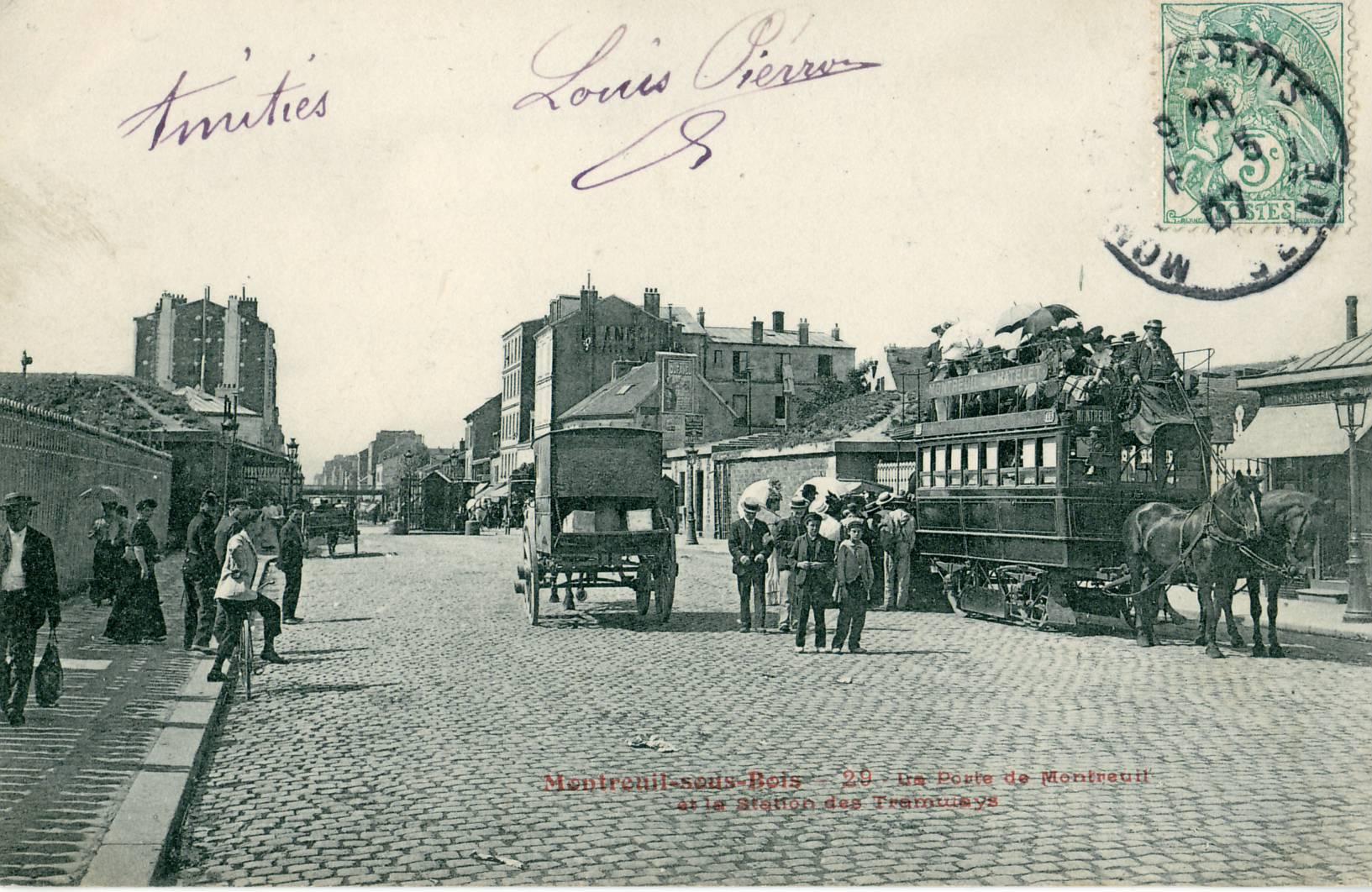 Montreuil Seine Saint Denis