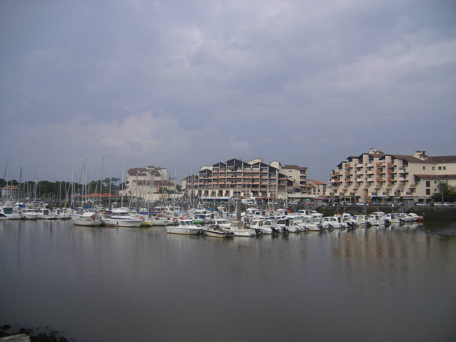 Capbreton France  City pictures : Capbreton, le port de plaisance