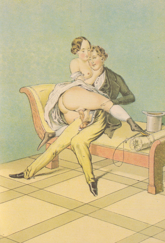 Секс в зарисовках 18 фотография
