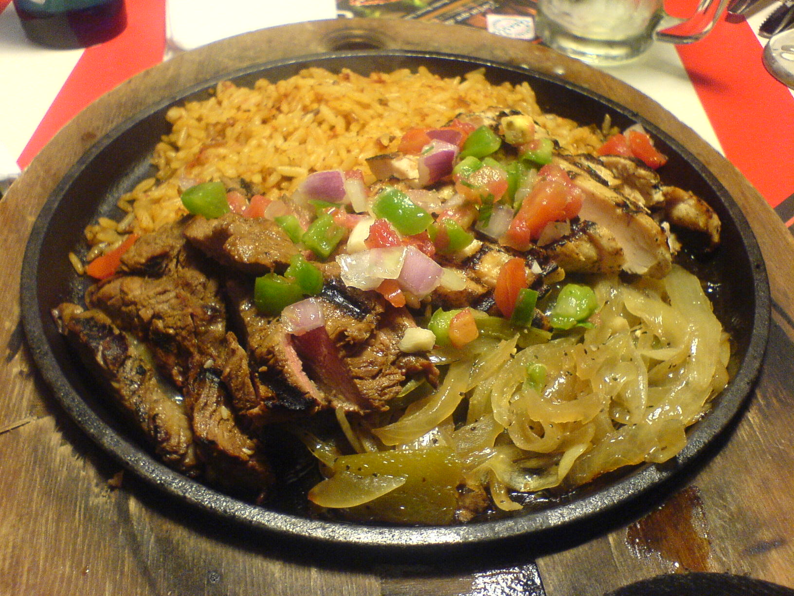 Fajitas for American cuisine wikipedia
