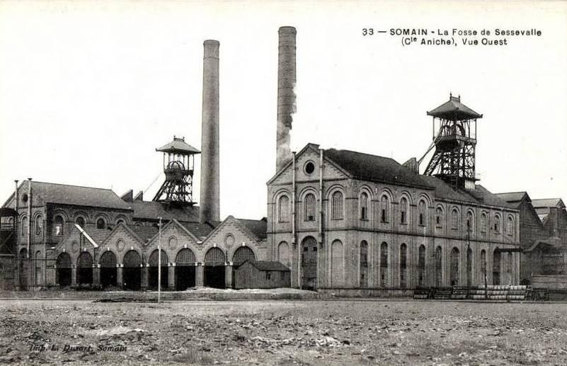 Bassin minier du nord pas de calais for Piscine montceau les mines