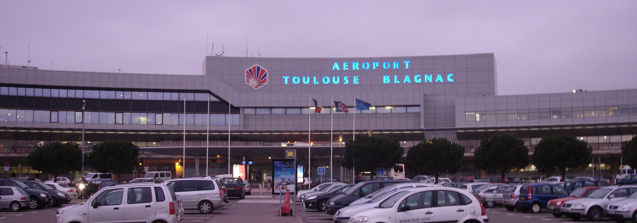 Blagnac France  City pictures : France Toulouse Blagnac Aéroport 2006 01 08