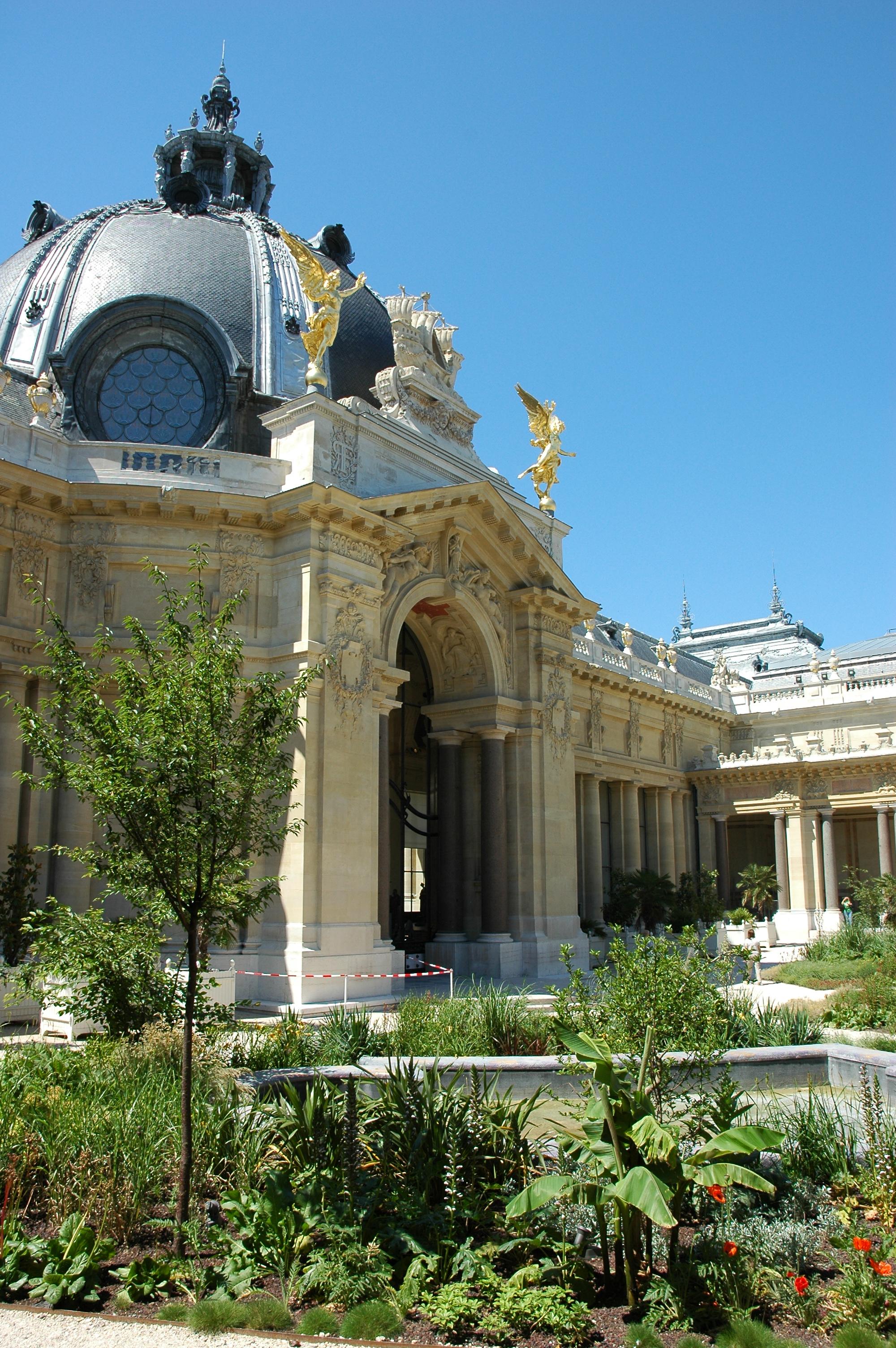 Petit palais for Cafe le jardin du petit palais