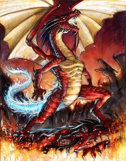 Dragon (créature fantastique)