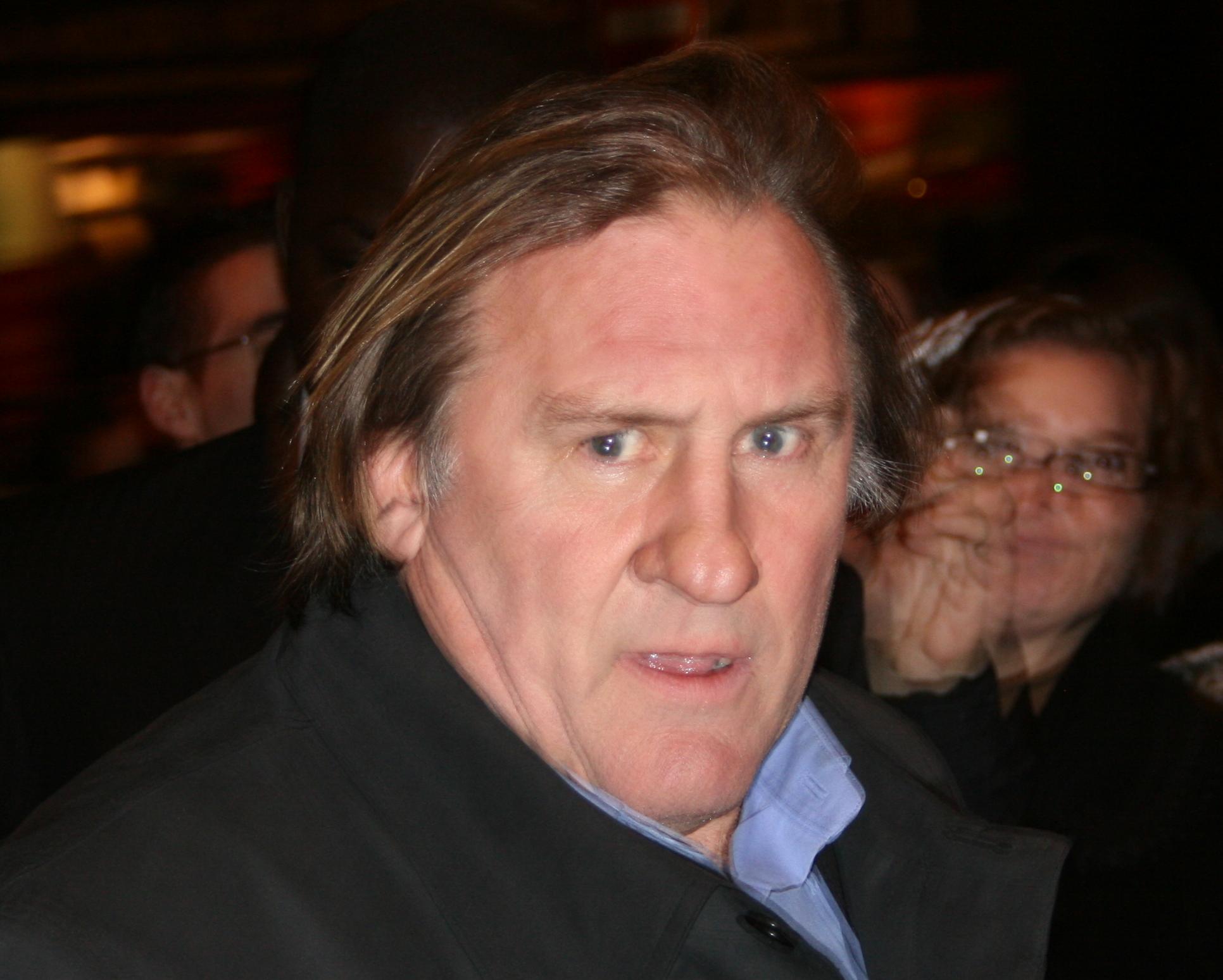 Gérard Depardieu  Wikipédia