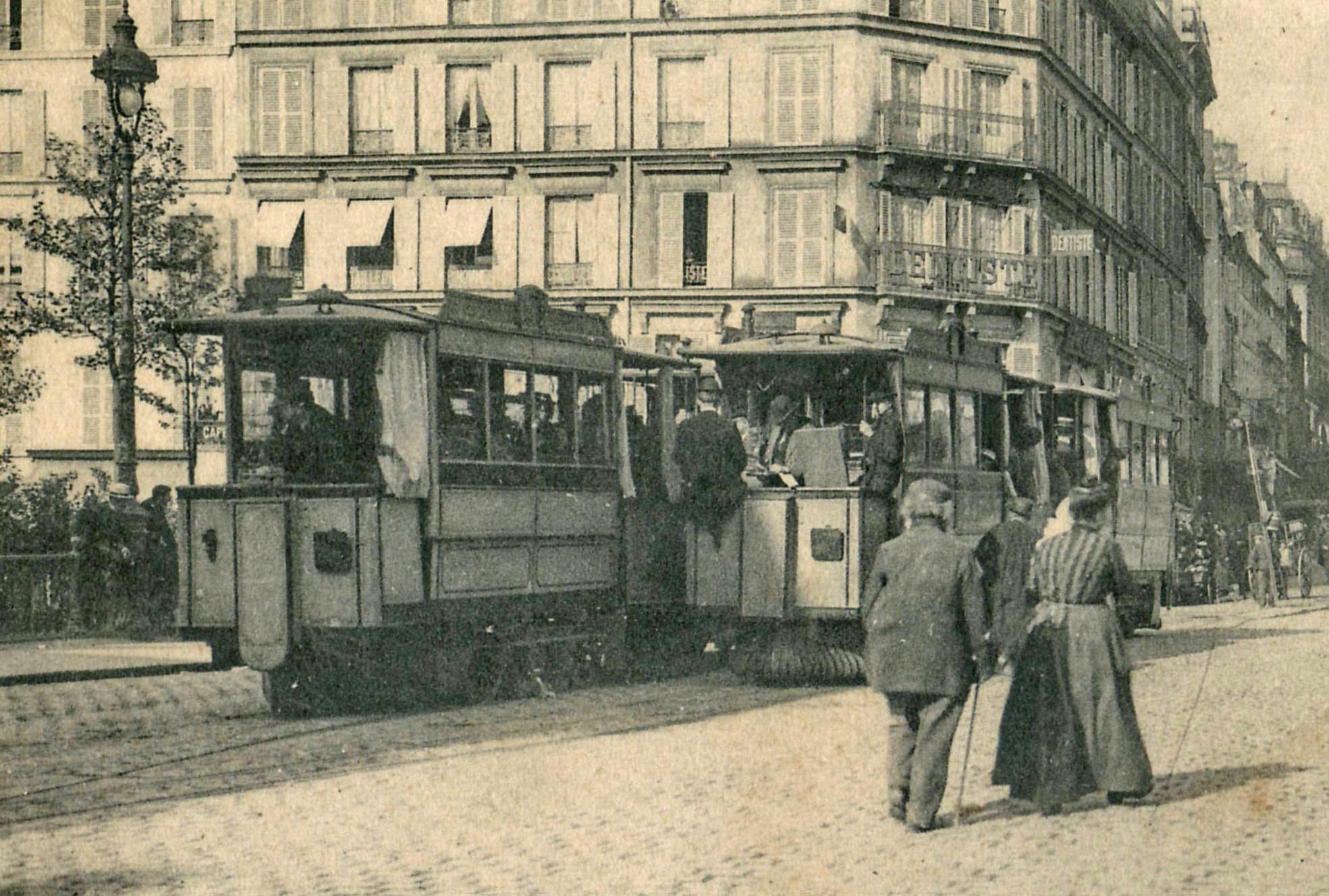 Tramway funiculaire de belleville for Plan de belle villa