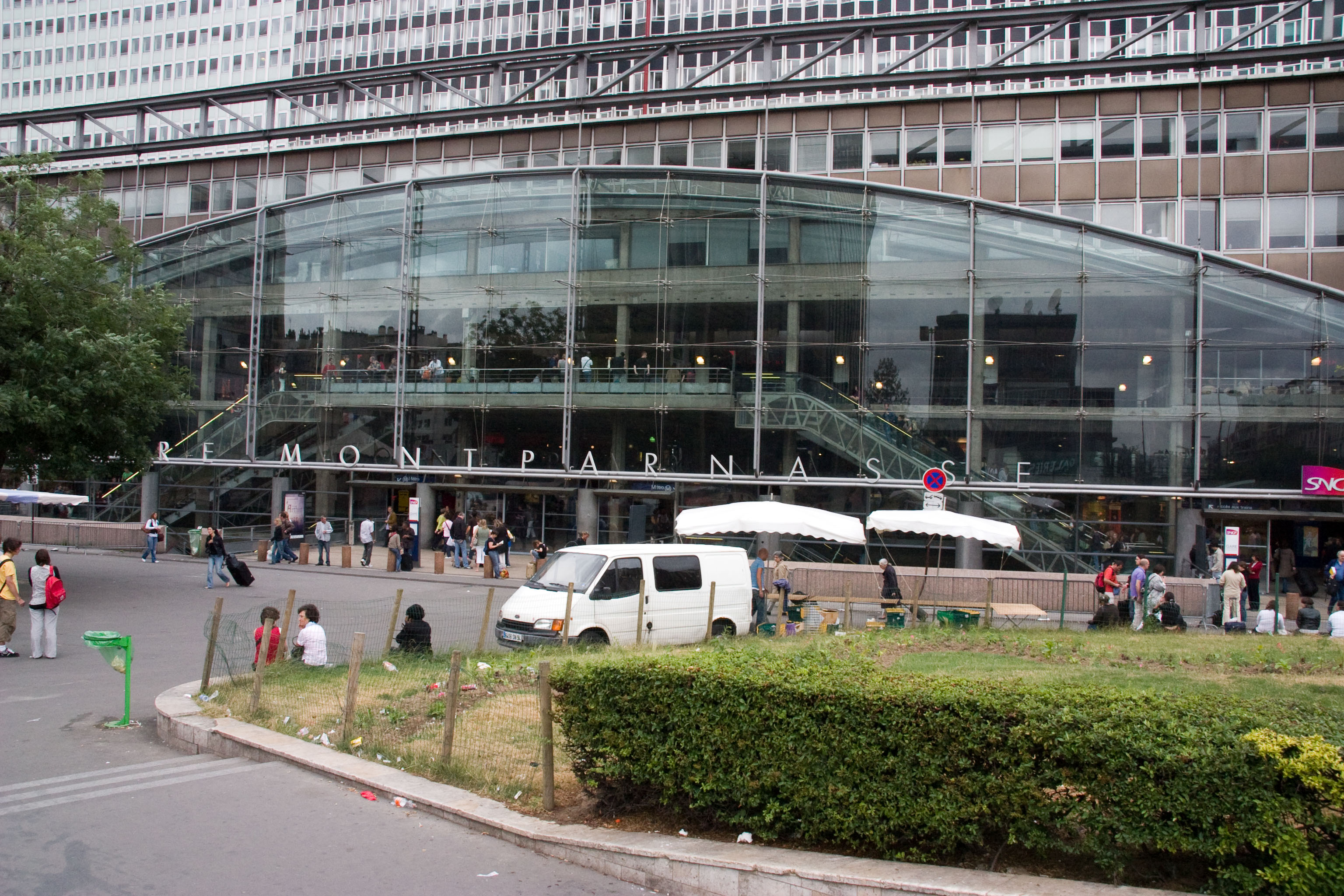 Gare de paris montparnasse - Bureau de change paris 13 ...
