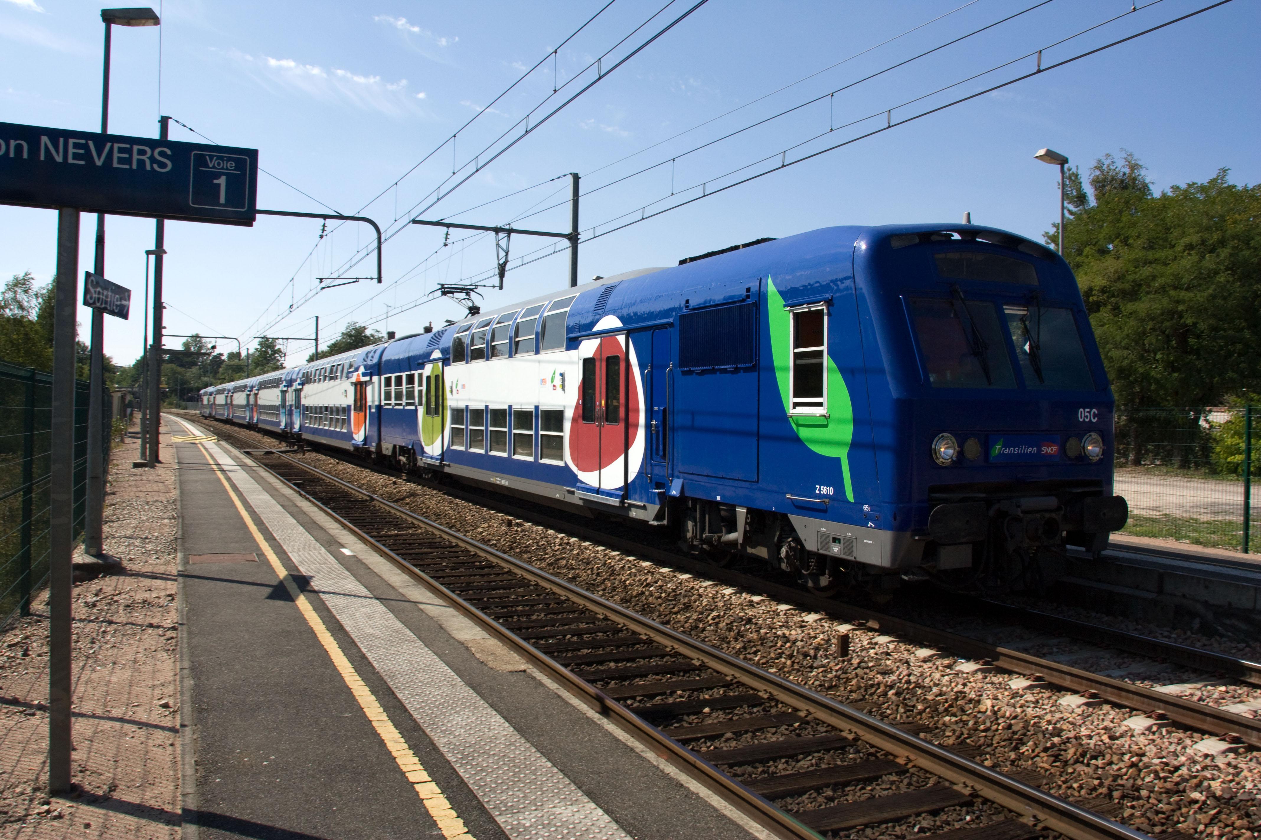 Ligne r du transilien - Transilien prochain train ...