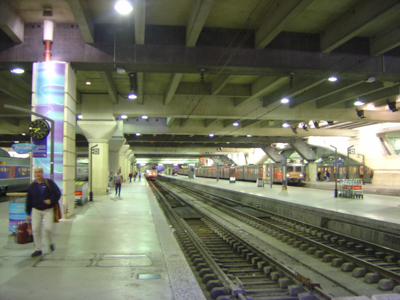 Gare de paris montparnasse for Plan interieur gare montparnasse