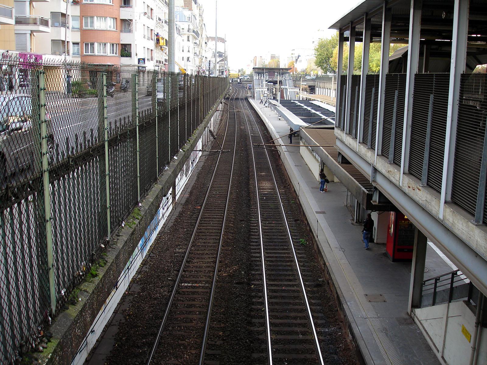 Gare De Bois Colombes - Gare de Bois Colombes