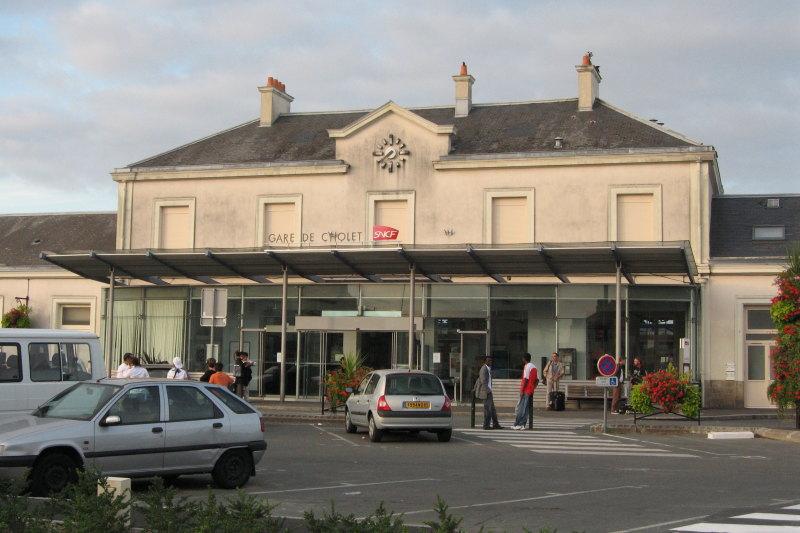 Gare de cholet - Cote cour cholet ...