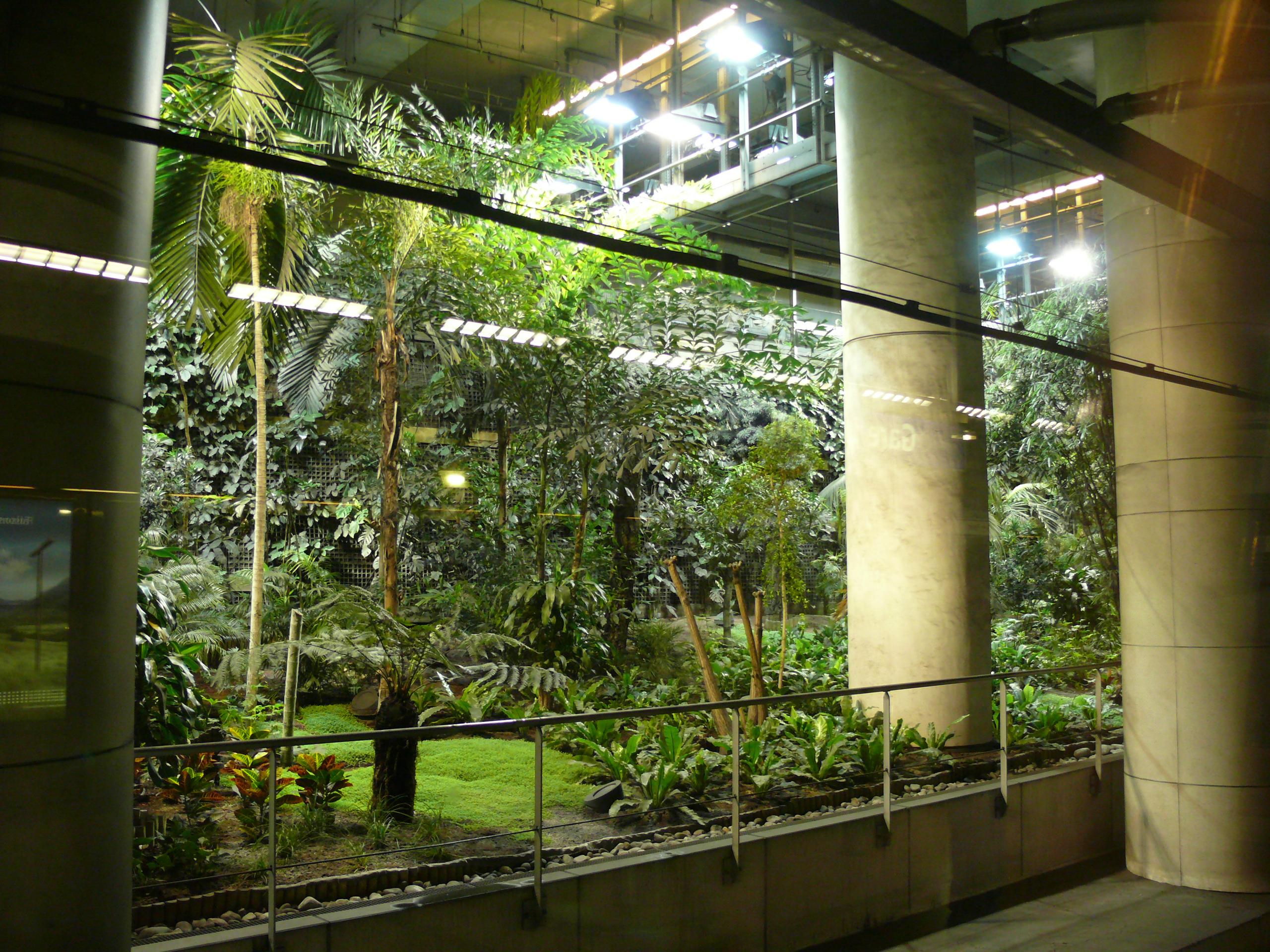 Ligne 14 du m tro de paris for Conception jardin lyon