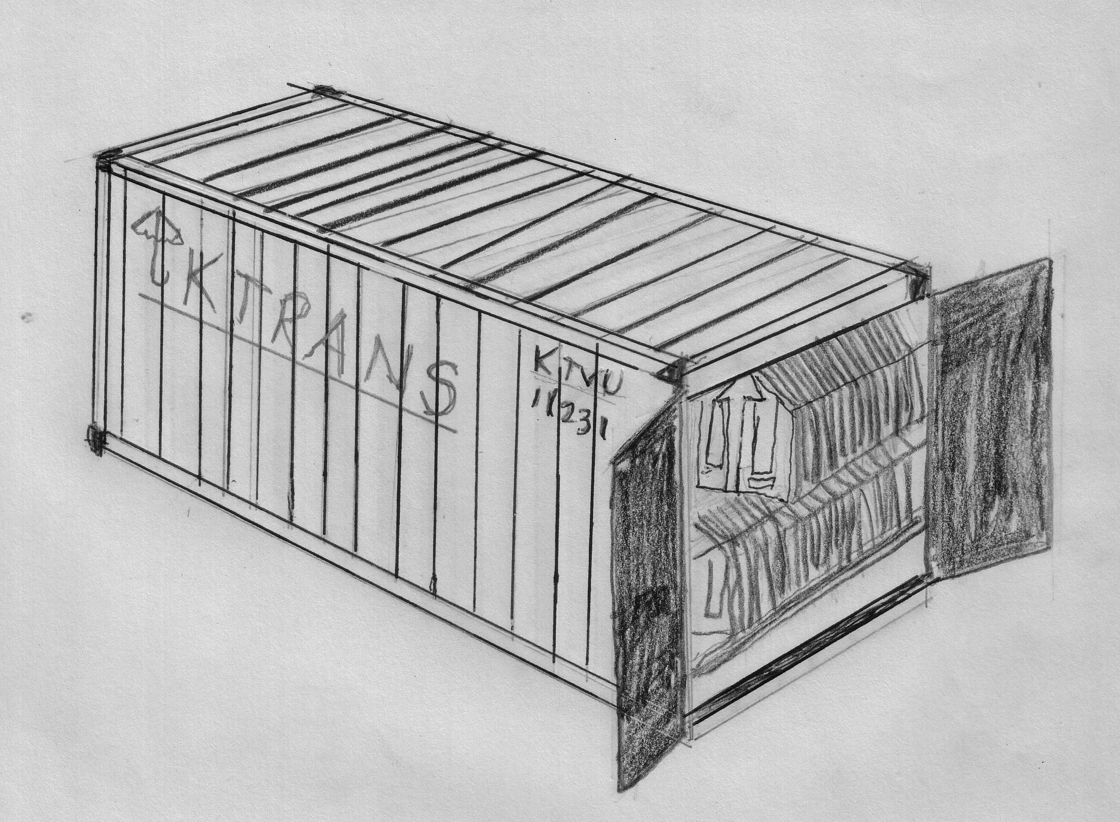 conteneur. Black Bedroom Furniture Sets. Home Design Ideas