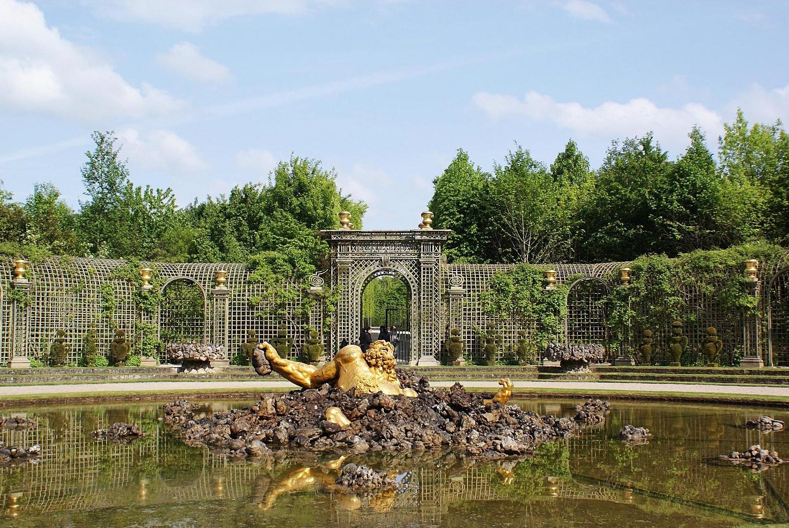 Jardin de versailles for Jardin versailles