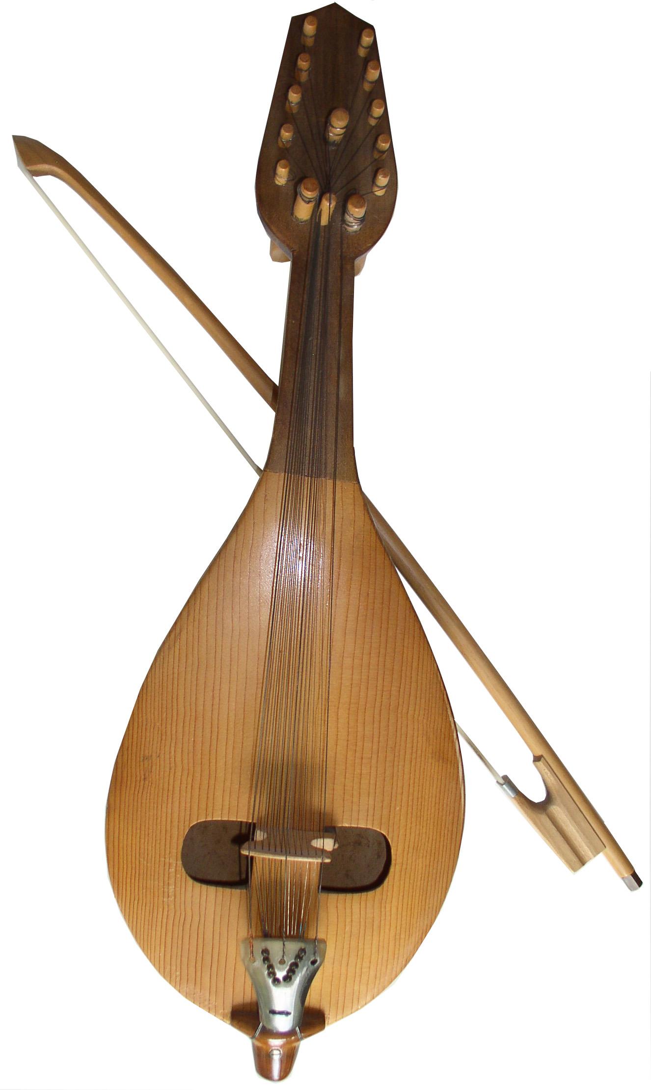 Instrument À Cordes Frottées