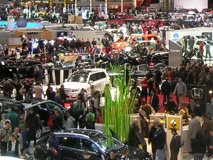 Salon international de l 39 automobile de gen ve dition 2009 - Prix d entree salon de l auto ...